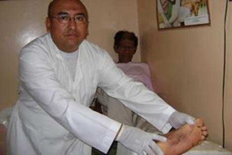 Médico especialista en pie diabético - Guayaquil - Guayas