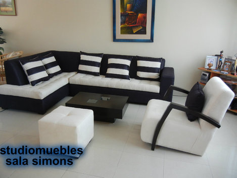 Studio muebles quito pichincha for Muebles modernos para sala