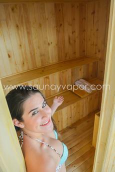 Sauna vapor ba os de caj n ba o de asiento - Productos para sauna ...