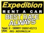 Expedition Rent A Car