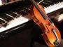 Piano y violín en su boda
