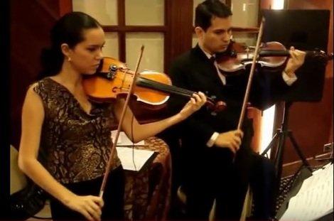 Violines y Eventos