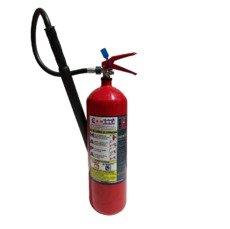 Extintor recargable de 10 libras C02