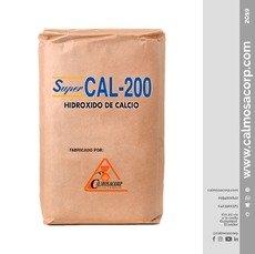 Super cal 200 (Hidroxido de calcio)