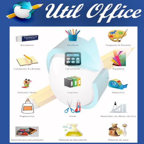 Utiles escolares y suministros de oficina quito for Suministro de oficina