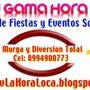 SHOW LA HORA LOCA GUAYAQUIL