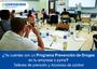 Programa Prevención Integral de Uso y Consumo de Drogas para PYMES