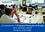 Implementamos Programas de Prevención de Drogas