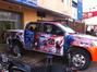 Rotulacion vehicular -  brandeo vehicular