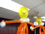 Divertidos muñecos con globos